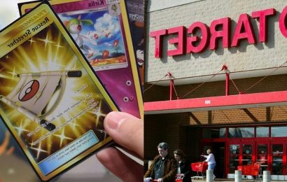 Target Is Putting an End to the Sale of Pokémon TCG