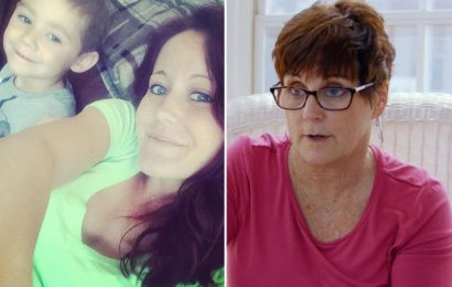 Teen Mom Jenelle Evans shares sweet throwback with son Jace, 11, amid nasty custody battle with mom Barbara over preteen