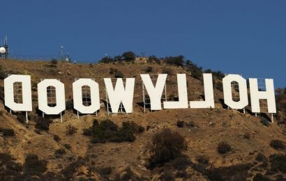 The Hollywood Sign Will Be Auctioned as an NFT