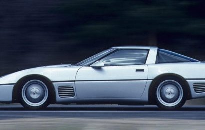 The Only 255 MPH-Hitting Chevrolet Corvette Callaway SledgeHammer Ever Made Is at Auction