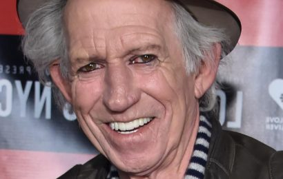 The Truth About Keith Richards' Wife