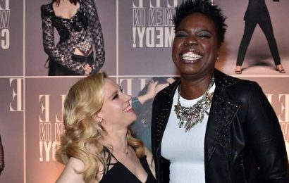 The Truth About Leslie Jones And Kate McKinnon's Relationship