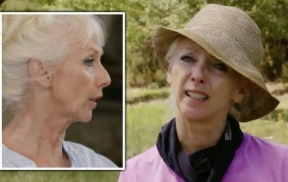 'Totally hypocritical!' Debbie McGee blasts fake Christians who are 'horrible people'