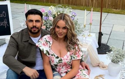 Vicky Pattison posts cryptic quote about falling for 'red flags' despite being loved-up with Ercan Ramadan