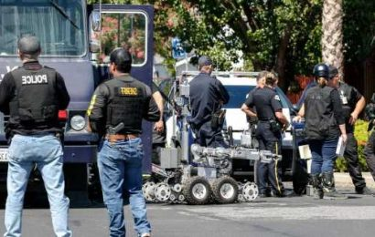 Weapons, gasoline and 22,000 rounds of ammunition found in San Jose shooter's home