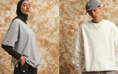 size? Partners With Russell Atheltic for an Exclusive Fleece Collection