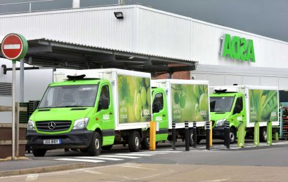 Asda launches new one-hour delivery to get groceries to your front door