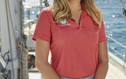 'Below Deck Sailing Yacht': Daisy Kelliher Admits She Was Bawling Her Eyes Out in the Bathroom Early in the Season