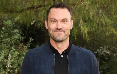 Brian Austin Green Posts Pic of All 4 Kids Taken By Sharna Burgess