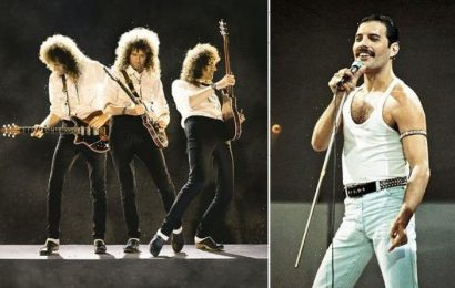 Brian May re-releasing song Freddie Mercury gave 'generous blessing to be my solo track'