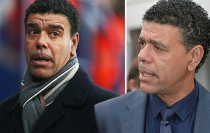 Chris Kamara caught out by Steph's Packed Lunch producer 'It's the only way!'