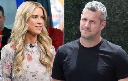 Christina Anstead & ex Ant divorce finalized as Flip or Flop hosts agree to share custody of one-year-old son Hudson