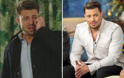 Duncan James rules out joining Coronation Street or EastEnders after 'non-stop hard work' at Hollyoaks