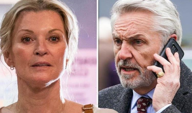 EastEnders spoilers: Kathy Beale arrested for robbery as Terry's true motives unveiled?