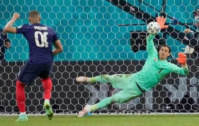 Euro 2020: France's TF1 Sets Yet Another 3-Year Viewing High As Switzerland Blocks Les Bleus