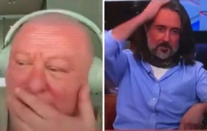 GB News viewers in stitches after Shaun Ryder swears live on air pre-watershed