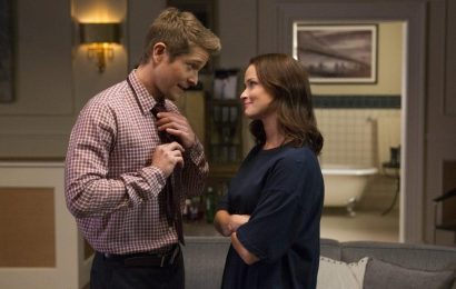 'Gilmore Girls: A Year in the Life': Ted Rooney Was Entirely Creeped out by Rory Gilmore's Storyline