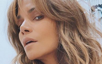 Halle Berry, 54, goes topless to celebrate Pride in jaw-dropping display