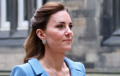 How to beat humidity hair frizz: from Kate Middleton's half-updo to instant smoothers