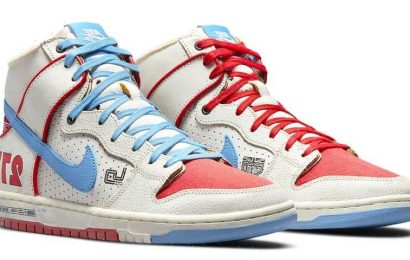 Ishod Wair x Magnus Walker Nike SB Dunk High Have an Official Release Date for This Summer