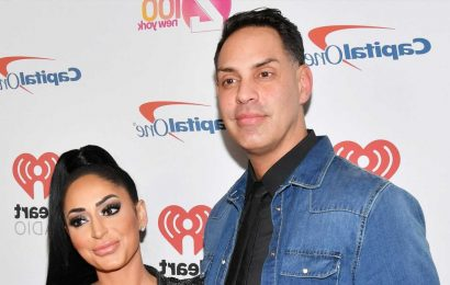 Jersey Shore's Angelina: My Sex Life With Husband Chris Is 'Nonexistent'