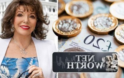 Joan Collins net worth: How iconic British actress made her millions as Hollywood royalty