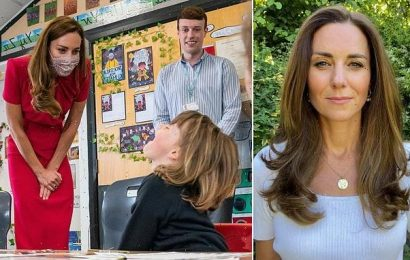 Kate launches new Royal Foundation Centre for Early Childhood