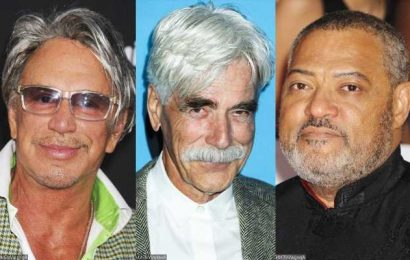 Laurence Fishburne, Sam Elliott and Mickey Rourke Added to 'MacGruber' Series' Cast