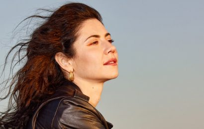 Marina's Music Was Caught Between Worlds. Now She's Making Her Own.