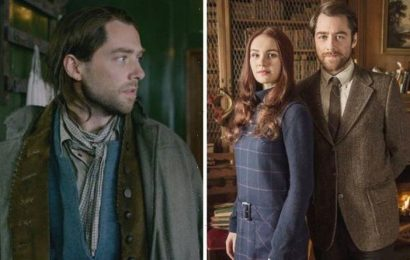 Outlander season 6 introduces brand new role for Roger Mackenzie as fans spot book hints