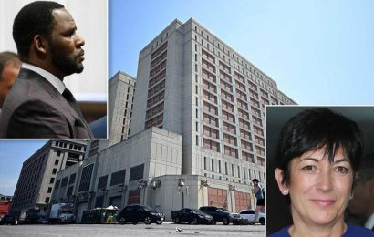 R. Kelly transferred to same NYC jail as Ghislaine Maxwell ahead of trial
