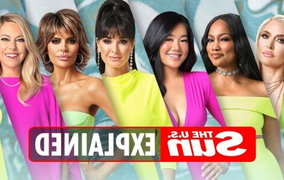 Real Housewives of Beverly Hills LIVE – Crystal Kung Minkoff admits to past, working at escort agency