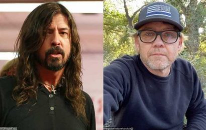 Ricky Schroder Dubs Foo Fighters' Dave Grohl 'Fool' for Supporting COVID-19 Vaccine