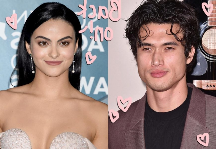 Riverdale Romance Reheating! Camila Mendes & Charles Melton Are Dating Again!