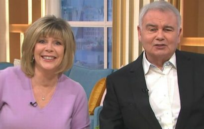 Ruth Langsford and Eamonn Holmes to make This Morning comeback after being axed