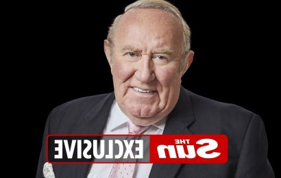 Strictly bosses desperate to sign ex BBC presenter Andrew Neil for this year's show
