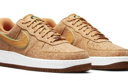 """Take a Look at the Official Photos of the Nike Air Force 1 Low """"Happy Pineapple"""""""