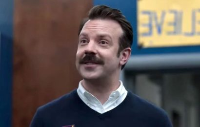 Ted Lasso Toasts the New England Patriots, Target and More in Twitter Challenge
