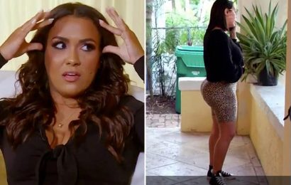 Teen Mom Briana DeJesus' fans claim her Brazilian butt lift looks 'unnatural' and slam her for getting 'awful procedure'