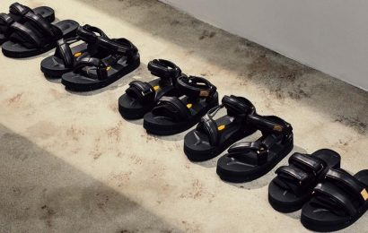 Tom Wood and Suicoke Prep for Summer With an Elevated Sandal Collection