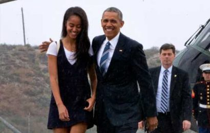 18 Gorgeous Grown-Up Photos of Malia Obama Living Her Best Life