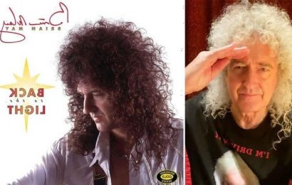 Brian May shares how to join his Bri-army and sign up for Queen legends newsletter WATCH