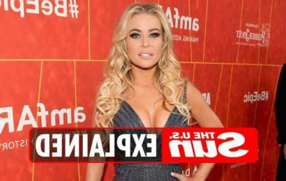Carmen Electra boyfriend list: Who has the actress dated?