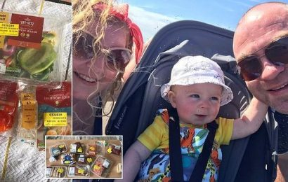 First-time mum admits that yellow sticker shopping can be 'addictive'