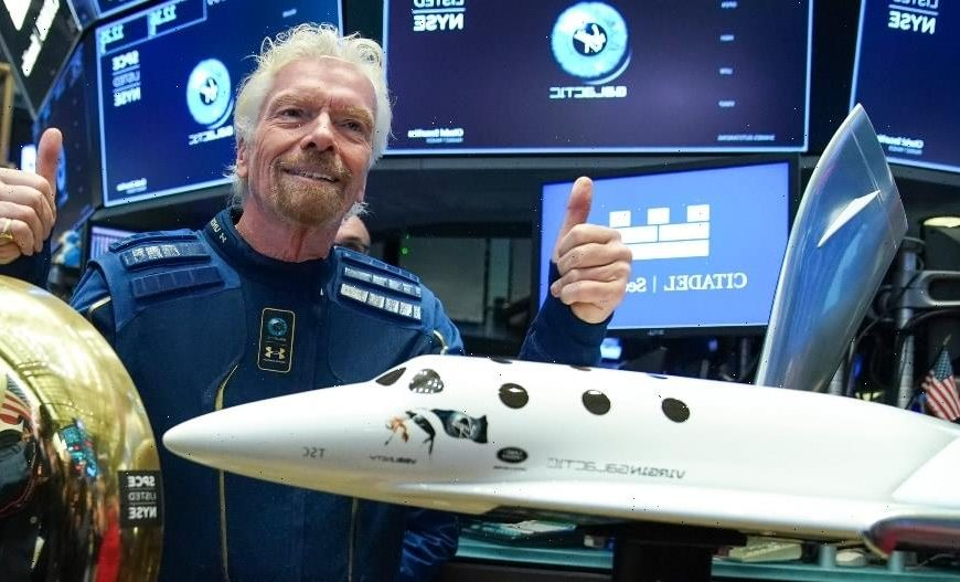 How to Watch Richard Branson's Virgin Galactic Space Launch