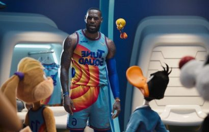 Is LeBron James' Real Family In 'Space Jam: A New Legacy'?