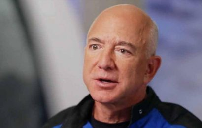 Jeff Bezos Says We Can Move 'All Polluting Industry Off Of Earth'