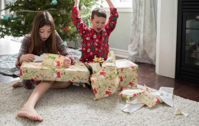John Lewis reveals top toys for Christmas 2021 including a £20 wooden train set