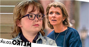 Leanne's pain as Sam takes over Oliver's room in Corrie
