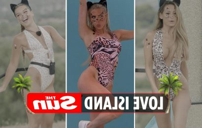 Love Island girls looks purrfect in sexy cat costumes before brutal dumping